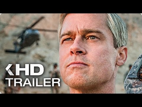 WAR MACHINE Trailer German Deutsch (2017)