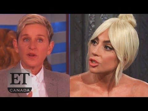 Ellen, Lady Gaga Slam Trump For Mocking Dr. Ford
