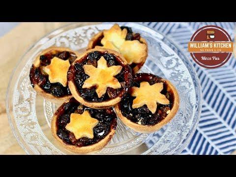 recette-de-noël:-mince-pies-|-william's-kitchen