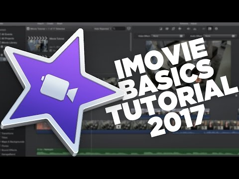 Download Youtube: iMovie basics (Tutorial 2017)