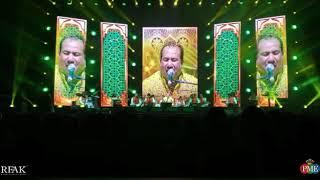 Ye Jo Halka Halka Suroor Hai | Ustad Rahat Fateh Ali Khan Live in Birmingham UK