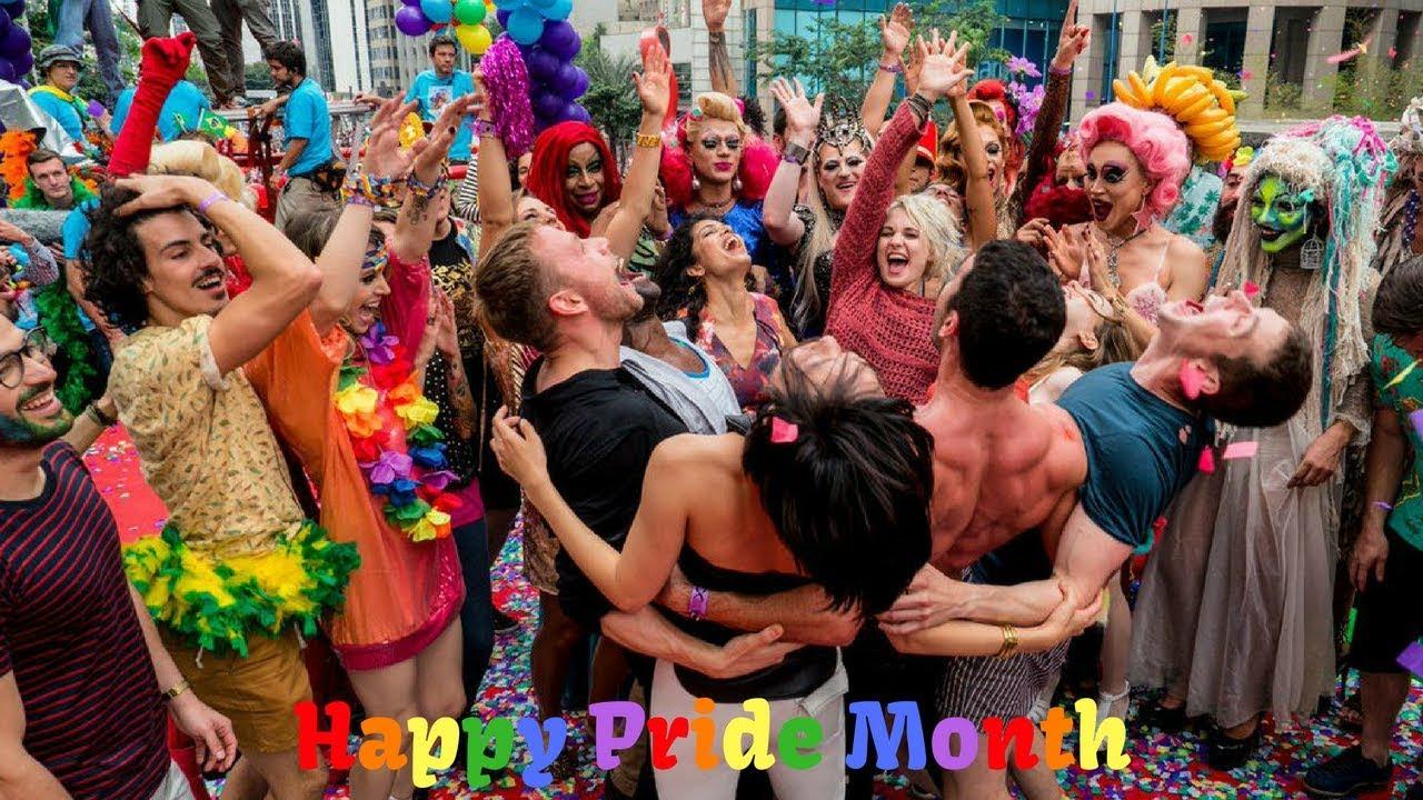 Happy Pride Month - Sense 8 No...