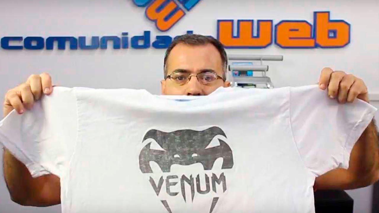 Estampar camisa 100% algodão com transfer light. ComunidadeWEB Sublimação 4281703b1be