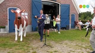 Officiële opening Nederlands Zuivelmuseum in Wapenveld