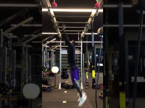 Jordan Clarkson Working Out At The Lakers New Training Facility