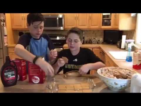 How to Make a Graham Cracker Cake part 3