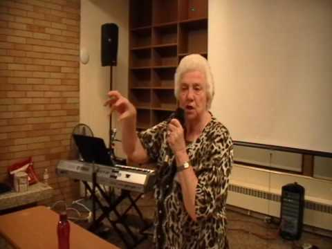 ICC Women's Retreat 2016 - Margaret Seaward Video 1