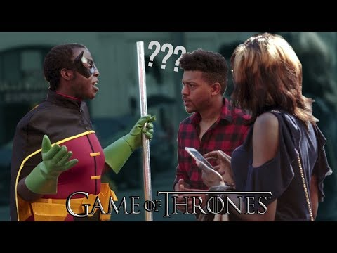 Do Black People Actually Like Game Of Thrones?  DEEP DIVE