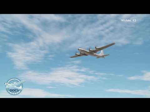 B-29 Doc: Flight to Eisenhower National Airport