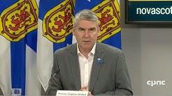 COVID-19: Nova Scotia eases more public-health restrictions – May 15, 2020