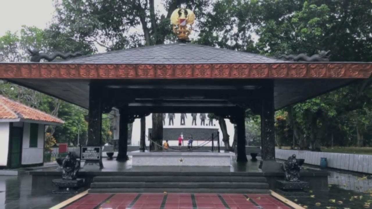 Museum Lubang Buaya Monumen Pancasila Sakti Youtube