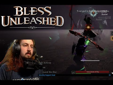 Finally Beating Gideon On Bless Unleashed