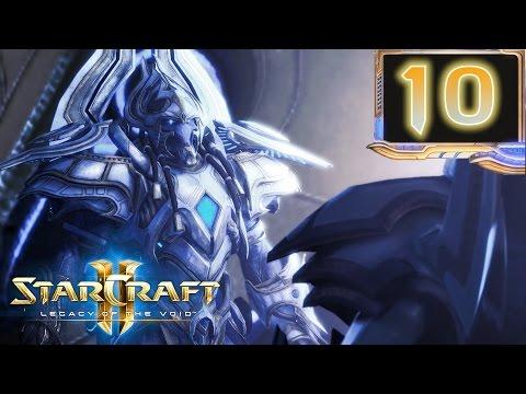 У НАС НЕТ ВРЕМЕНИ ЖДАТЬ (Starcraft II Legacy Of The Void) #10
