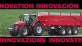 Massey Ferguson Promo - MF 8690 (370 hp)