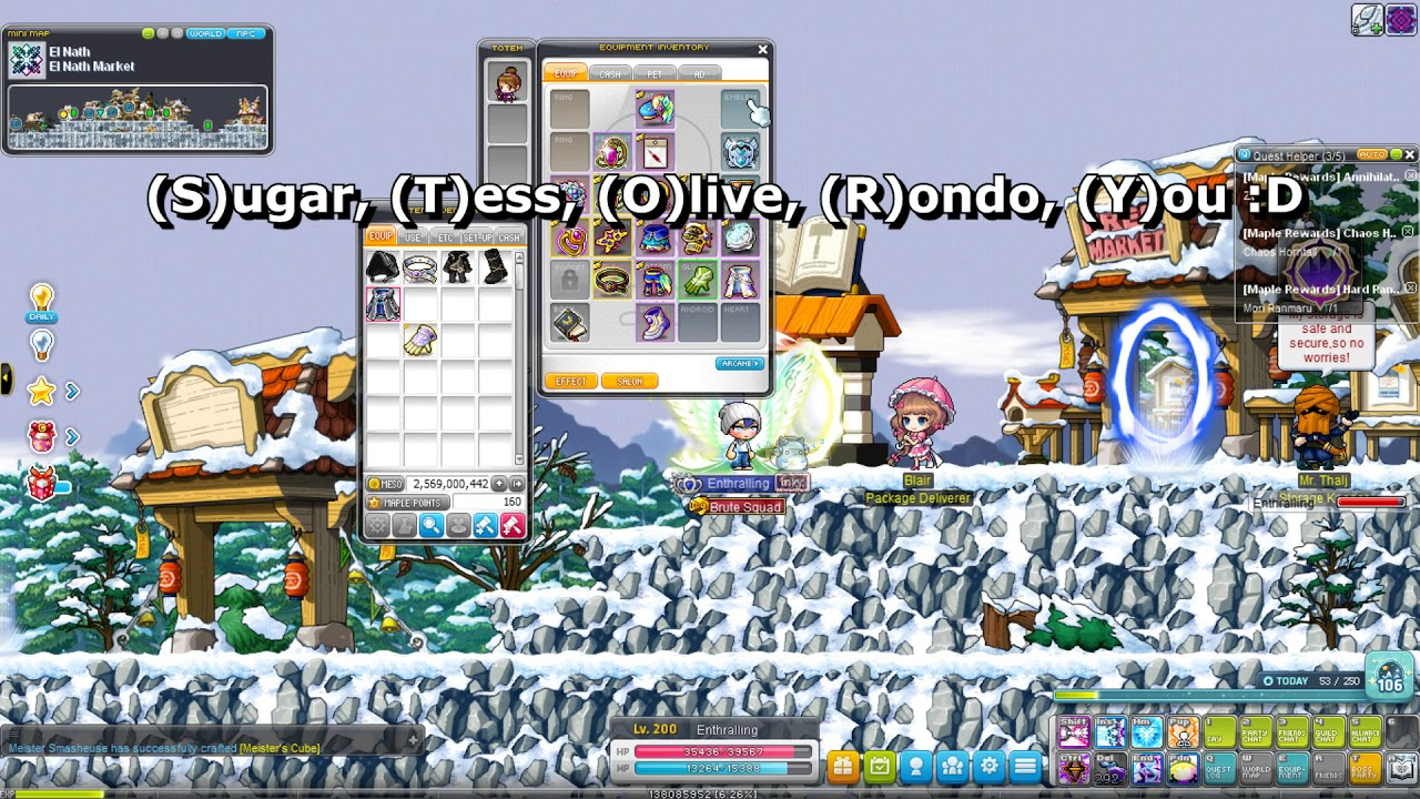 Maplestory Best Class 2020.My New Archer Main Maplestory Road To Pathfinder Episode One