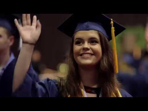 Champlin Park High School's 2018 commencement ceremony