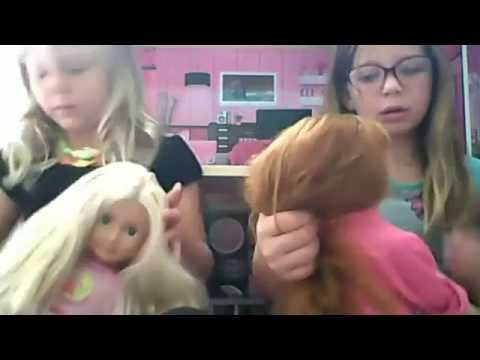 american doll hair due/picknick
