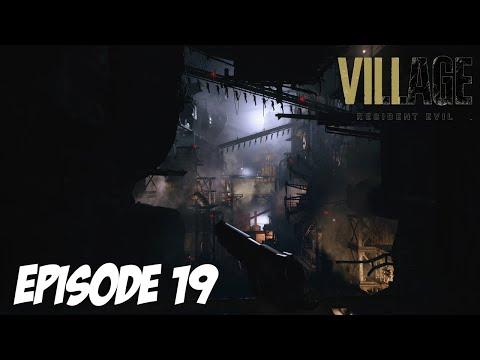 RESIDENT EVIL 8 : Etage suivant   Episode 19   PS5 4K60