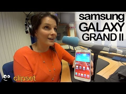 Samsung Galaxy Grand II review VideoCast
