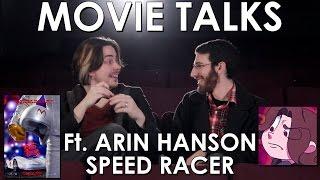 Speed Racer ft. Arin Hanson (Belated Media Movie Talks #5)
