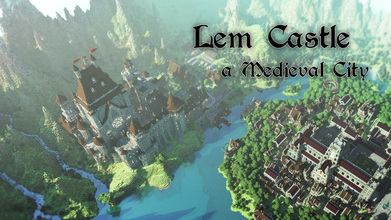 Map 111 2.Lem Castle Map 1 12 2 1 11 2 For Minecraft 9minecraft Net