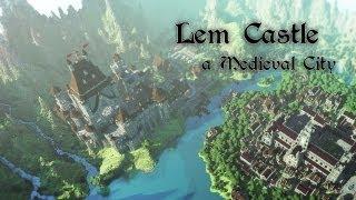 LEM Castle Map 1 12 2/1 11 2 for Minecraft 9Minecraft Net