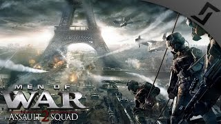 Defending the Eiffel Tower - Men of War: Assault Squad 2 - Wigga