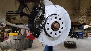 ✅ AUDI A6 C4 Bremžu Sistem ATE Orginal Parts