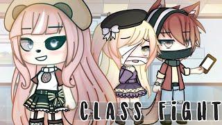? •【 Class Fight 💜 // GLMV \\ K-12 】 • ¿