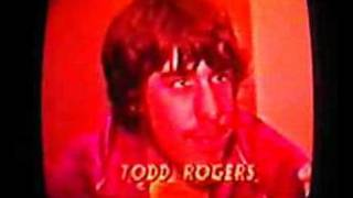Todd Rogers on WLS ABC channel 7 Chicago 1982 - Rare Footage