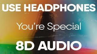 NF - You're Special (8D AUDIO)