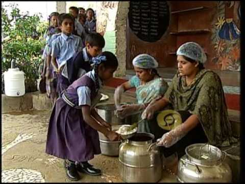 DD Chandana Features Akshaya Patra's Mid-Day Meal Programme