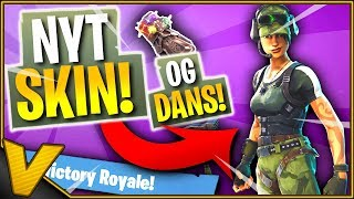 NYT PRIME SKIN - THANOS WINS! :: Fortnite Dansk (Stream Highlights)