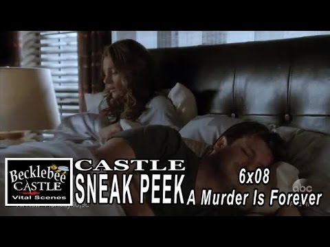 """Castle 6x08 Sneak Peek #1 """"A Murder Is Forever"""" Beckett Wants to Do Some Changes in the Loft"""