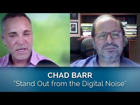 """.@TheDovBaron's #Leadership & Loyalty Show: Chad Barr """"Stand Out from the Digital Noise"""""""