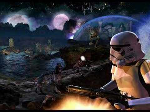 Star Wars Galaxies (SWG) Loading Screen Music