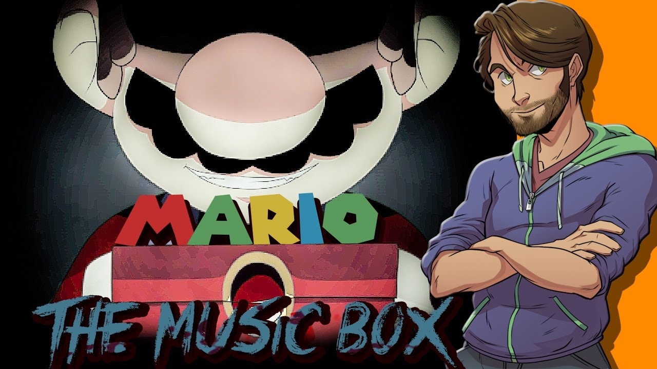MARIO : THE MUSIC BOX - SpaceHamster