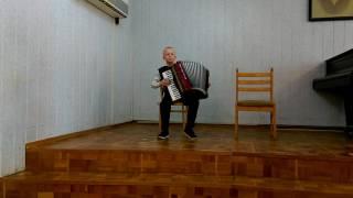 запорол выступление Clementi Sonatina, accordion