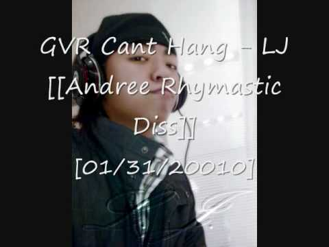 GVR Cant Hang [Andree & Rhymastic Diss] -...