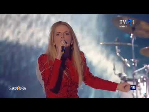 The Humans - Goodbye | Finala Eurovision România 2018