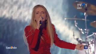The Humans - Goodbye | Finala Eurovision România 2018