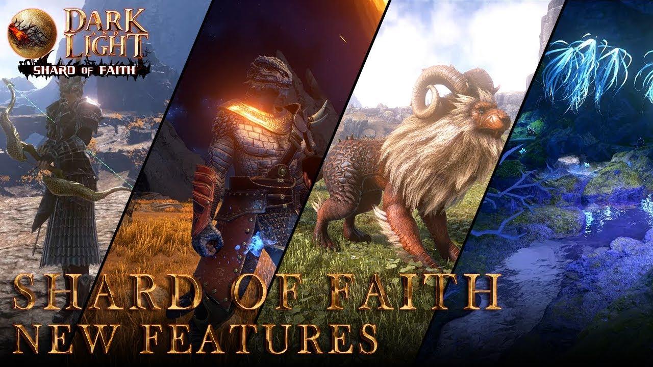 Dark and Light - Shard of Faith