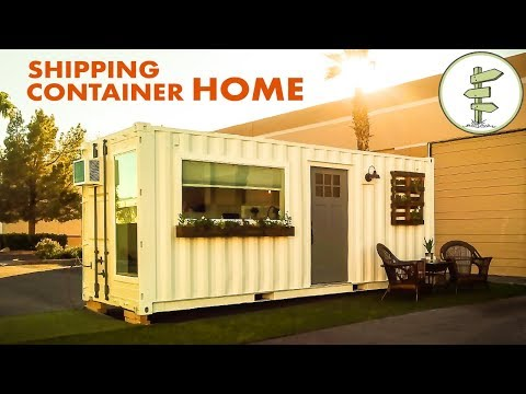 minimalist-20ft-shipping-container-tiny-house-for-$39k---full-tour