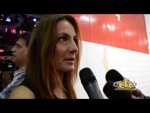 Maria Sole Tognazzi, David di Donatello 2013, intervista, RB Casting