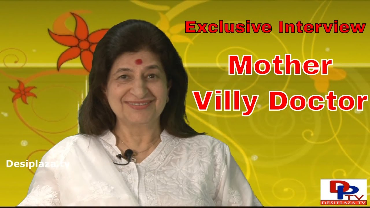 "Part 2 - ""Meditation is the key for a happy and peaceful life"" - Mother Villy Dictor 