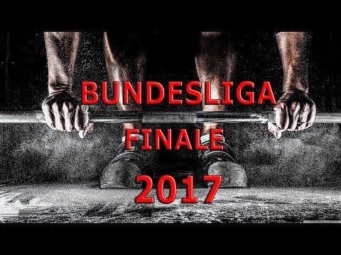 BUNDESLIGAFINALE der Gewichtheber 2017
