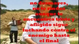No Te Rindas - Letra - Nancy Ramirez