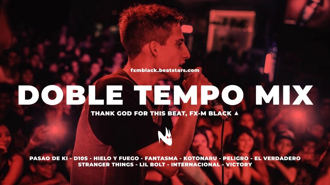 Mix Las Mejores Bases De Rap Doble Tempo Freestyle Part 2 Fx M Black
