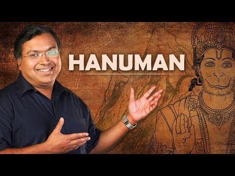 Lord Hanuman - Brain and Brawn | हनुमान - बल और बुद्धि  | #DevlokMini