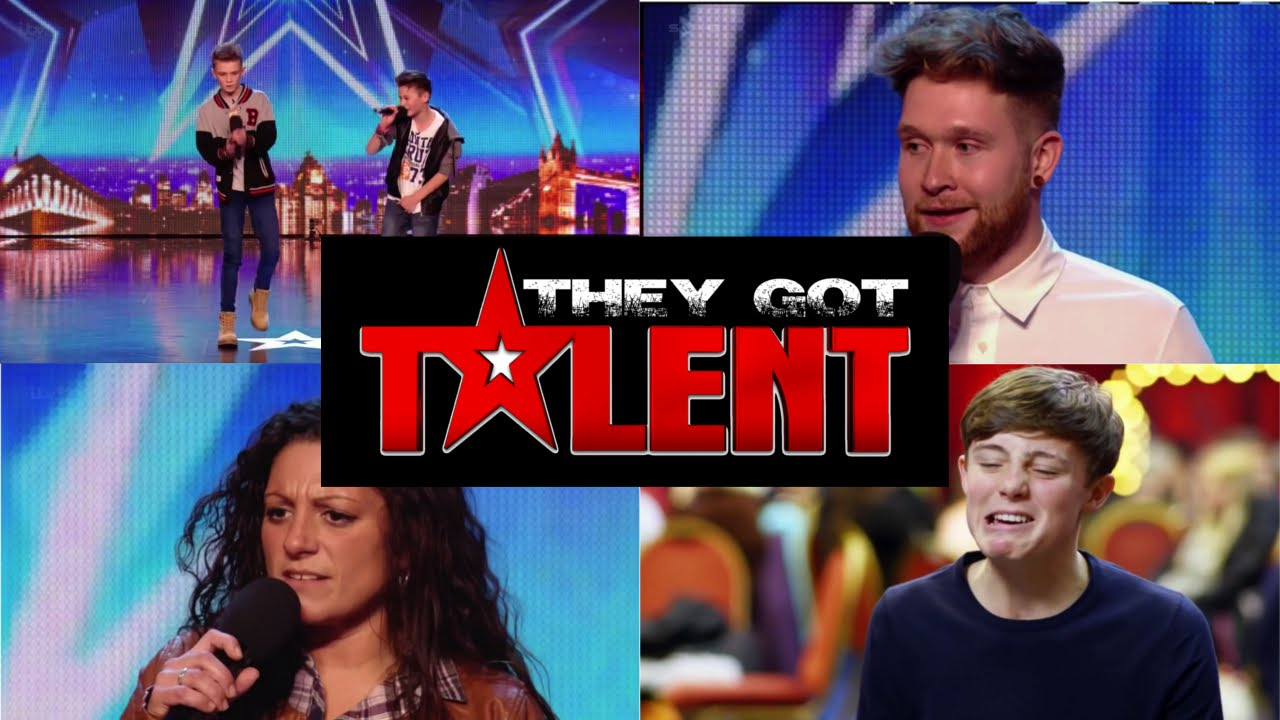 Bgt Best Singers Auditions Ever Part 1 Doovi
